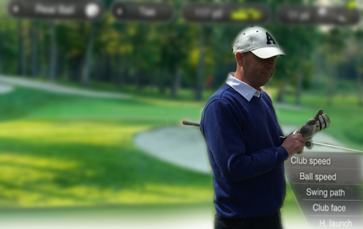 trackman edwin koene golf golfactiviteiten move2golf swing video analyse golfsimulator